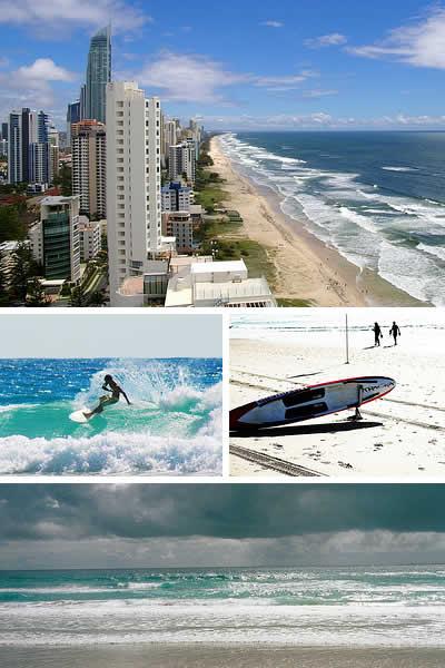 Surfers Paradise - Gold Coast, Australia
