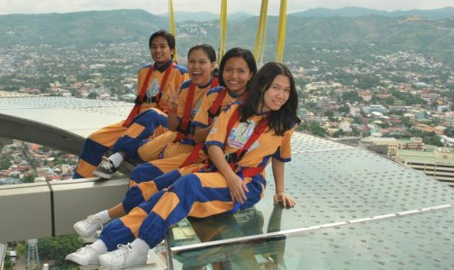 Live on the Edge and Experience Two Extreme Adventures in Cebu