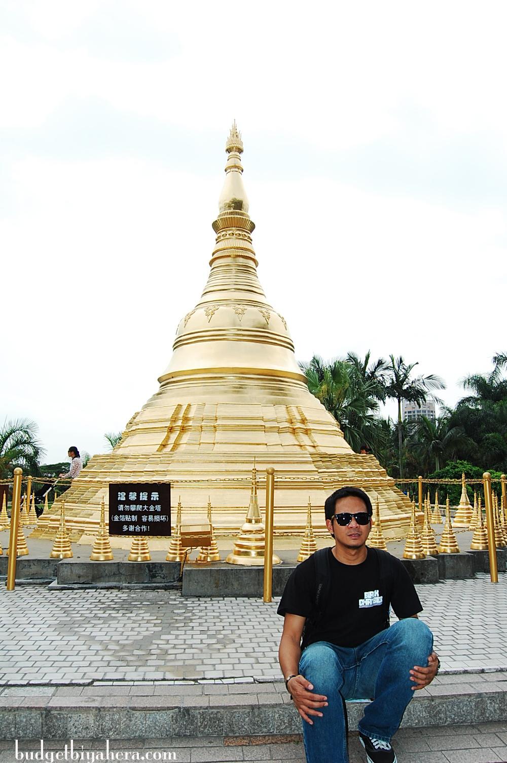 Shwedagon Pagoda, Myanmar_Burma