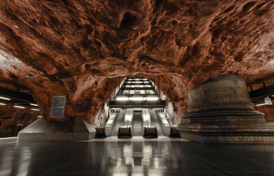 stockholm metro 2