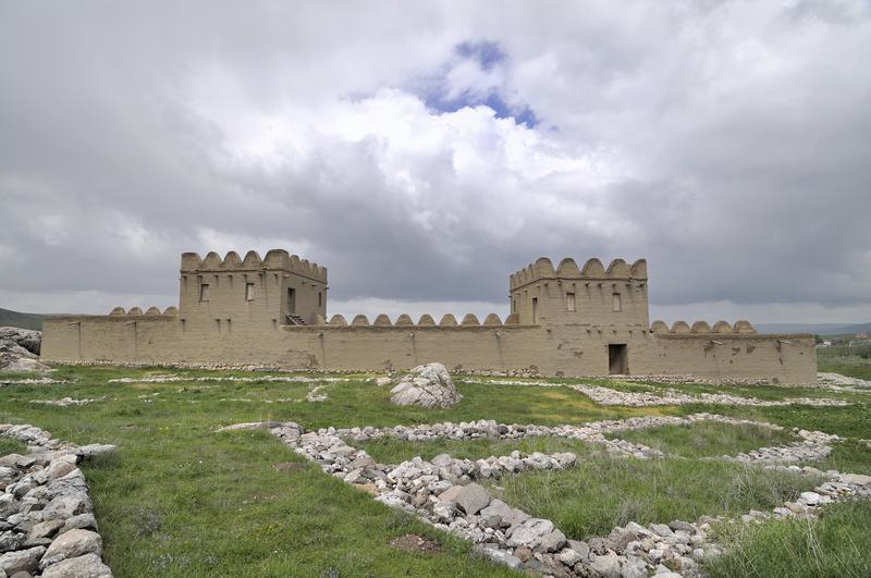 hittite-fortress