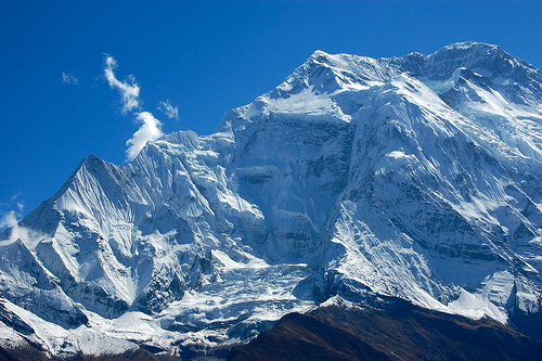 Annapurna II Face on Face ;)