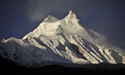 Manaslu (26,758 feet)