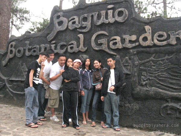 Baguio Botanical Gardens