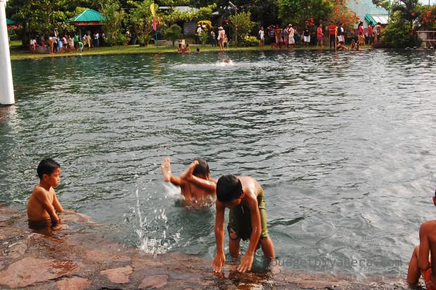 Bura Natural Soda Water Swimming Pool