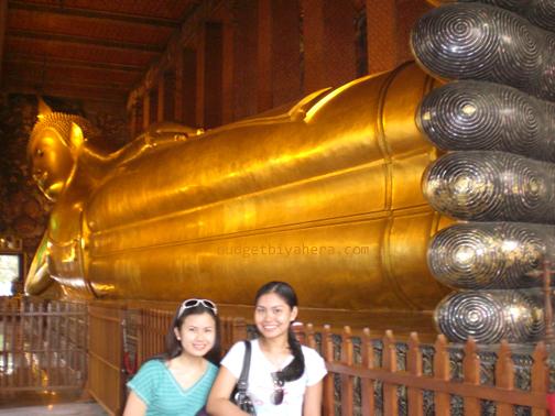 Reclining Buddha_Wat Pho Temple