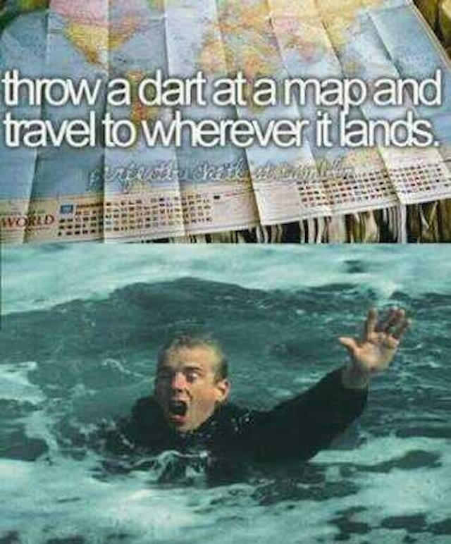 Funny Travel Memes 22