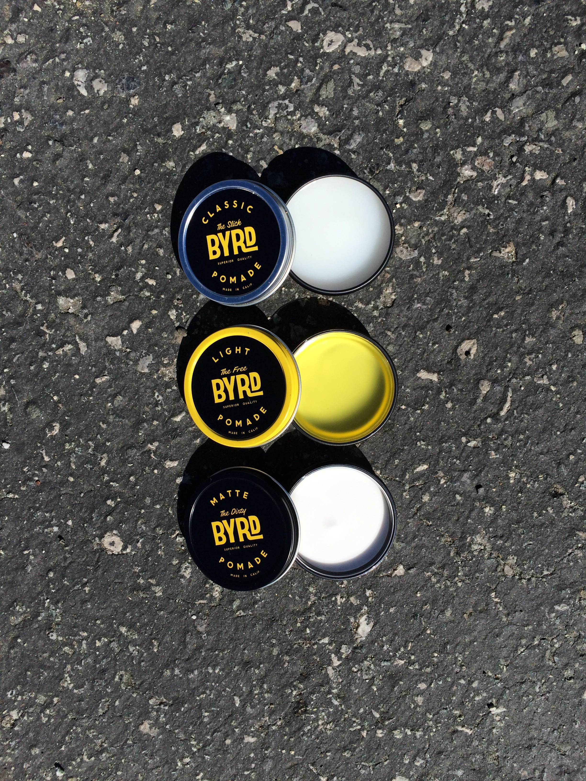 BYRD Hairdo Products 1