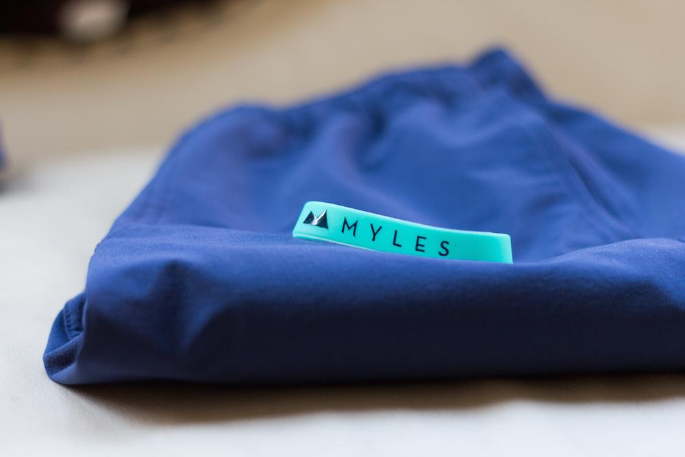 Myles Everyday Short 6